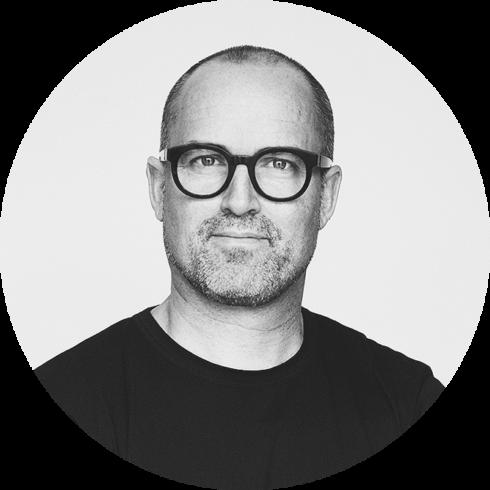 Formgivaren Alexander Lervik